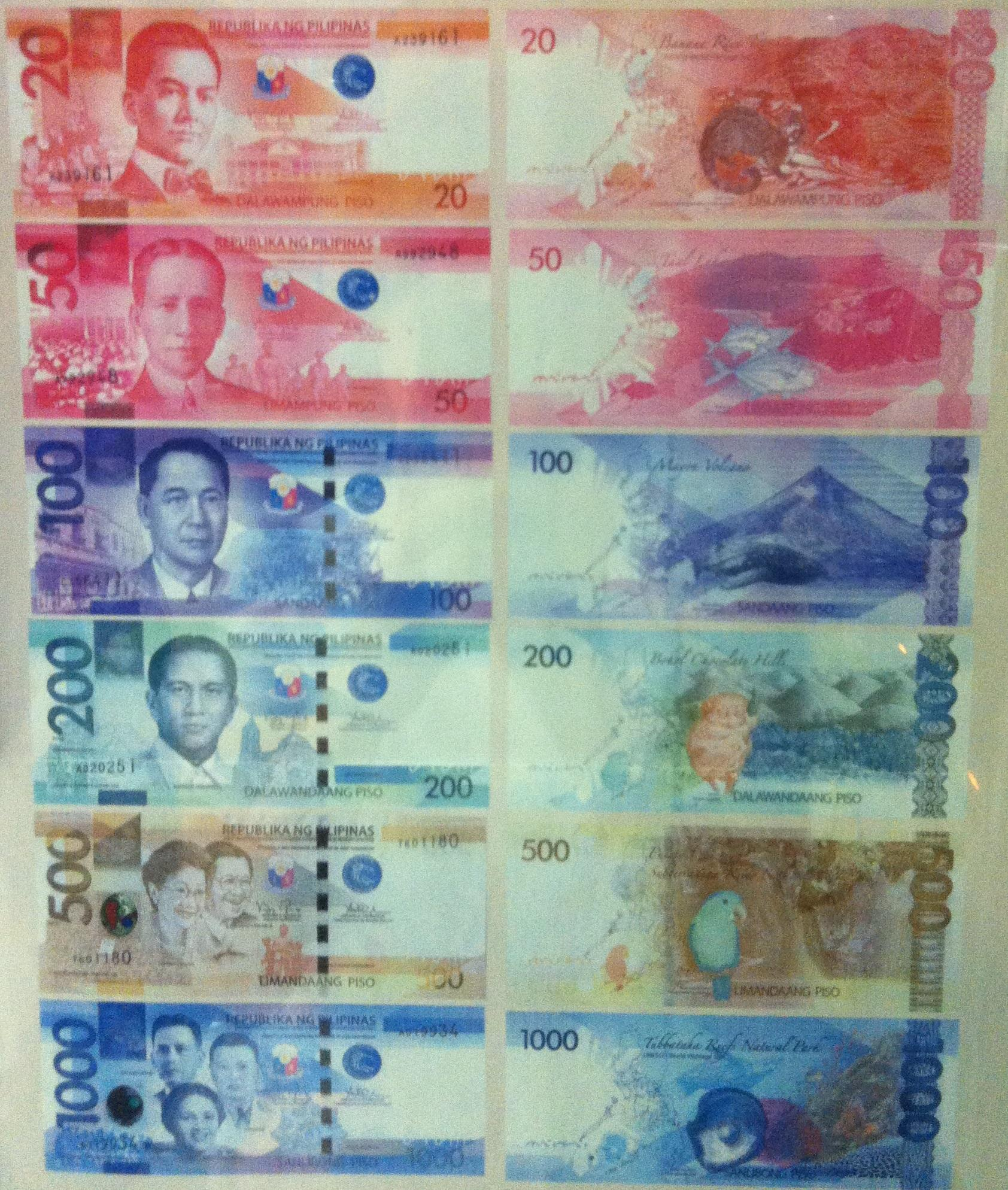 フィリピン ペソ 為替