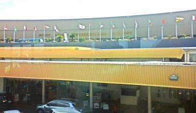 【マニラ空港】到着前に知っておきたい第一ターミナルの待ち合わせエリア。イメージ