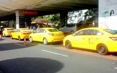 マニラ空港の空港タクシーは3種類*一番安いのは?イメージ