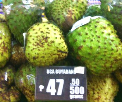 Fruit Guyabano.JPG