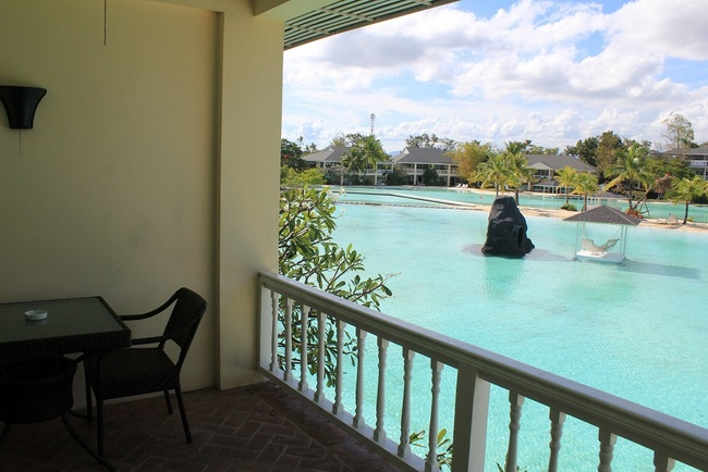 PLANTATION BAY LAGOON VIEW