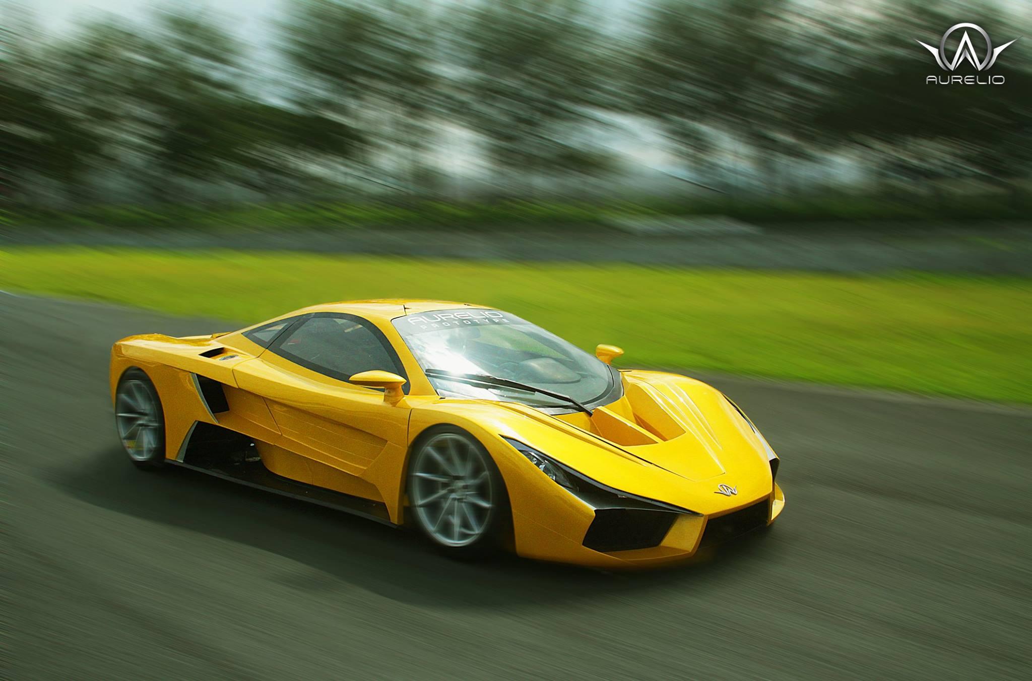 フィリピン発のスポーツカー、Aurelio(アーレリオ)を見てみよう ...