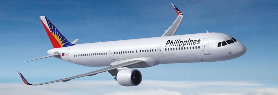 フィリピン航空の画像