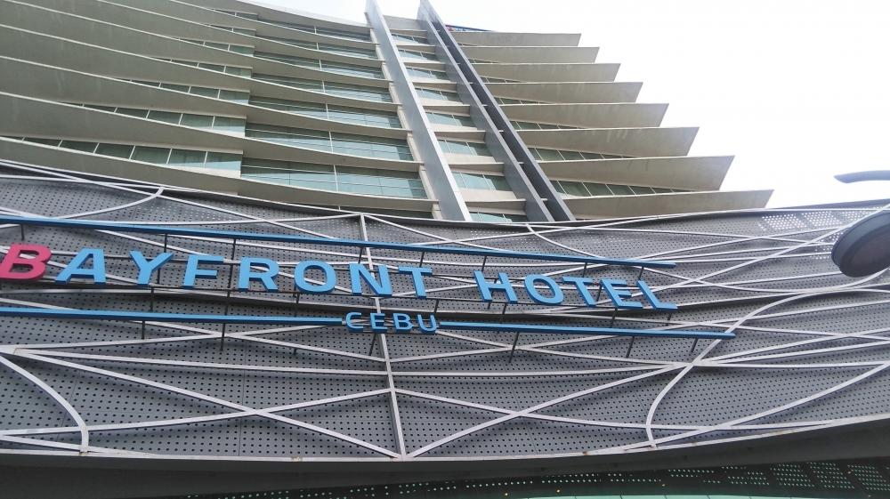 SMシティ セブに近く立地の良いホテル since201805の口コミ画像