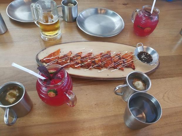 cook pub 韓国料理