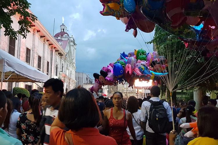 セブの観光地サントニーニョ
