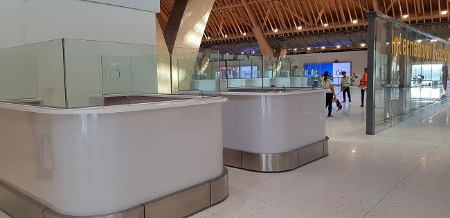 2018年7月1日オープン! セブ・マクタン国際空港 新ターミナル【出発編】 これを見れば迷わない!ピカピカの内部に潜入!